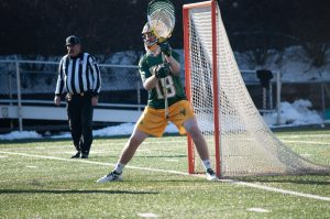Nick Washuta Vermont Lacrosse