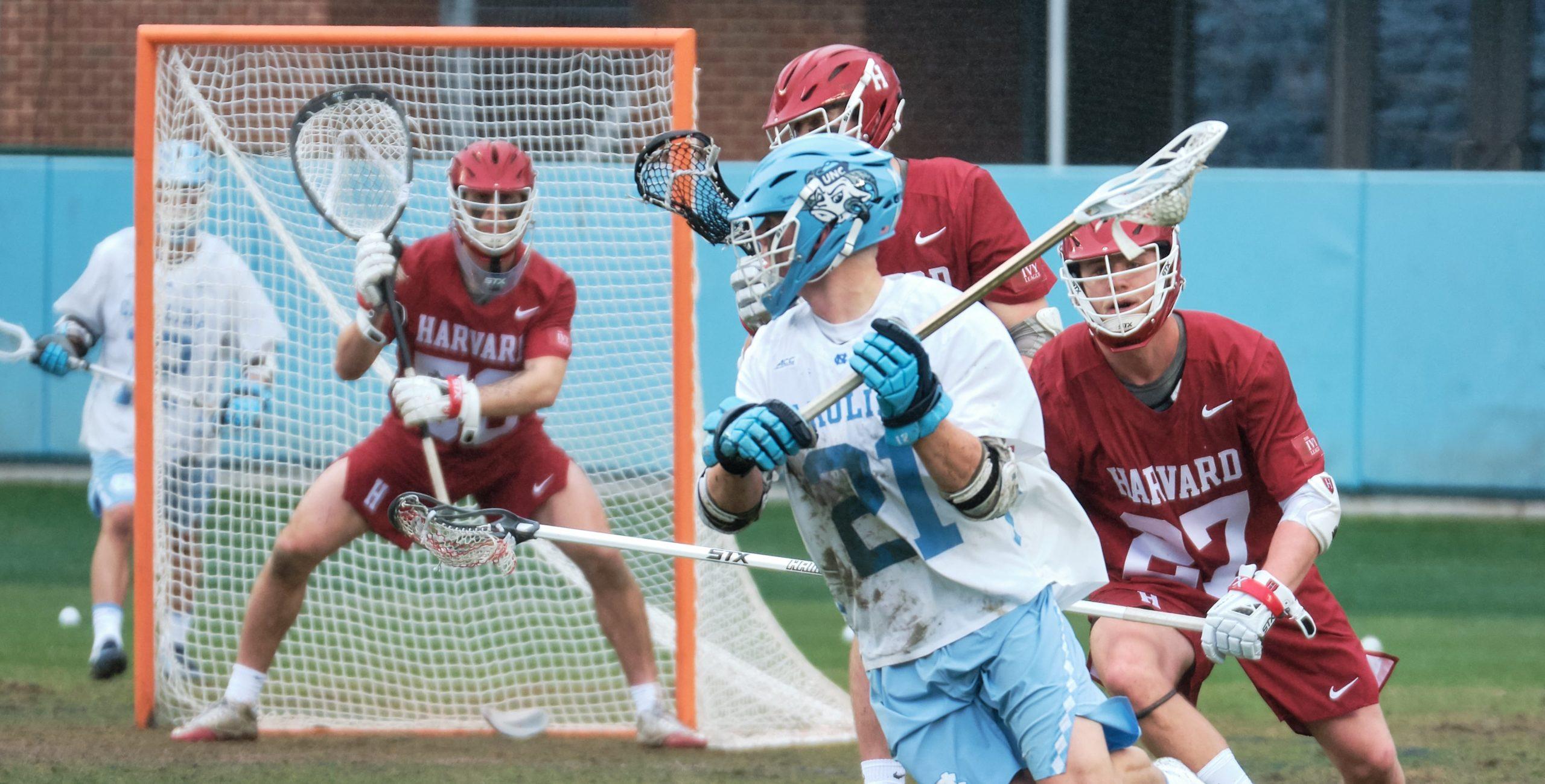Justin Anderson North Carolina Lacrosse