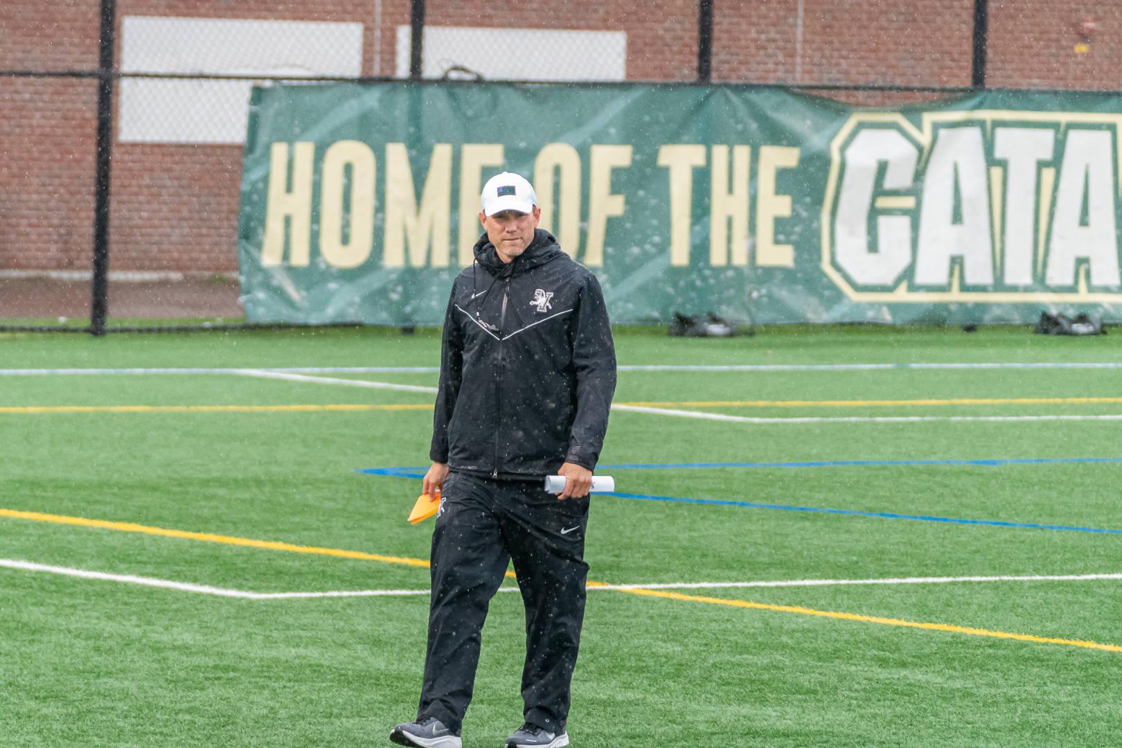 Chris Feifs Vermont Lacrosse Coach 2021