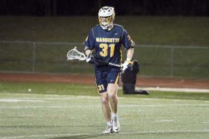 Luke Anderson Marquette Lacrosse