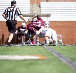 Ethan Pattinson Bellarmine Lacrosse
