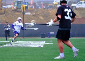 Luke Cappetto High Point Lacrosse
