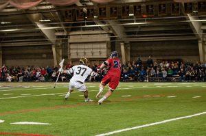 Keaton Komatz Notre Dame Lacrosse