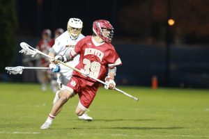 Colin Squires Denver Lacrosse