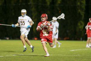 Aaron Boyd Denver Lacrosse