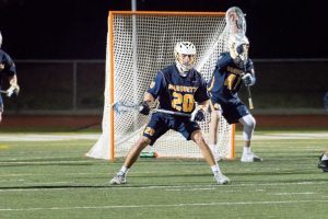 Nick Singleton Marquette Lacrosse