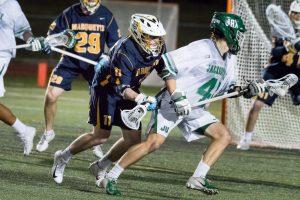 Jacob Hallam Marquette Lacrosse