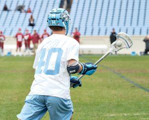 Cole Haverty Lacrosse UNC