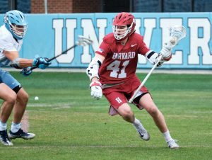 Ryan Graff Lacrosse Harvard