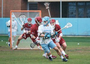 Justin Anderson UNC Lacrosse