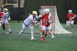 Hugh Crance Notre Dame Lacrosse