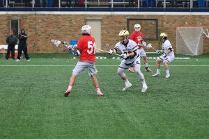 Charlie Trense Notre Dame Lacrosse