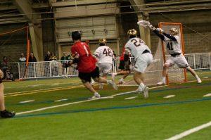 Matt Schmidt Notre Dame Lacrosse