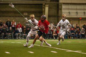 Eric Restic Notre Dame Lacrosse