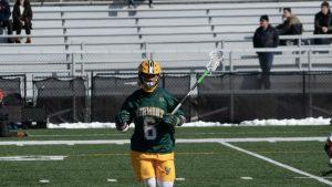 Alex Semler Vermont Lacrosse