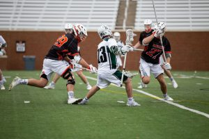 Jason Sullivan Cleveland State Lacrosse