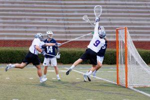 Alec Van de Bovenkamp Furman Lacrosse