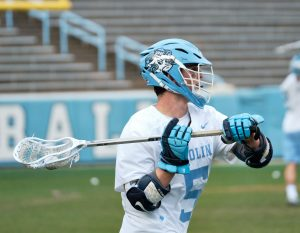 Nicky Solomon North Carolina Lacrosse