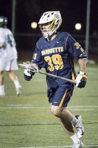 Jordan Schmid Marquette Lacrosse