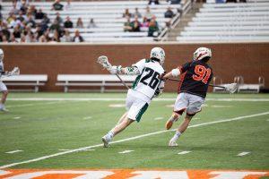 Jack Frickleton Cleveland State Lacrosse
