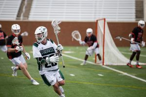 Adam Clark Cleveland State Lacrosse