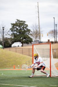 Bradley Hodoval Mercer Lacrosse
