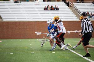 Justyn Jean Felix Mercer Lacrosse