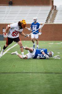 Patrick Marks Mercer Lacrosse