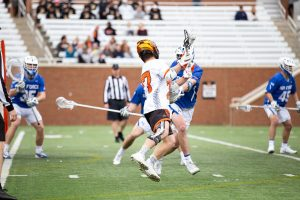 Jake Priester Mercer Lacrosse