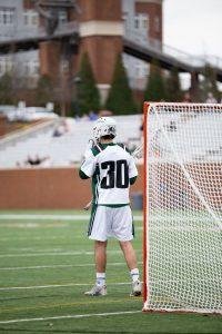 Caleb Espinoza Cleveland State Lacrosse
