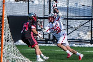 Garrett Bullett Rutgers Lacrosse