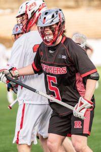 Kyle Pless Rutgers Lacrosse
