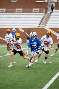 Trey Lervick Air Force Lacrosse