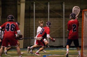 Logan Shamblin Detroit Mercy Lacrosse
