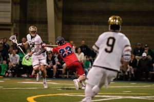 Cam Kostus Detroit Mercy Lacrosse