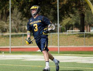 Bryce Clay Michigan Lacrosse