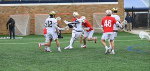 Morrison Mirer Notre Dame Lacrosse
