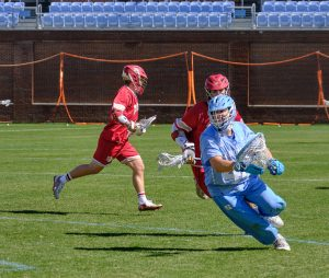 Alex Bassil North Carolina Lacrosse