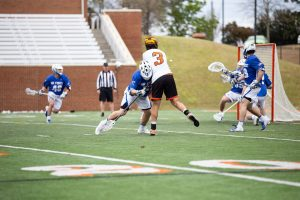 Sean Goldsmith Mercer Lacrosse