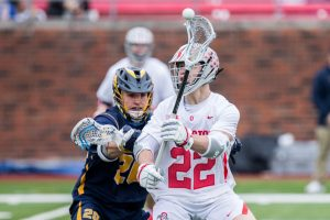 Johnny Wiseman Ohio State Lacrosse