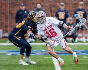 Nick Musci Ohio State Lacrosse