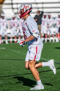 Lucas Pederson Fairfield Lacrosse