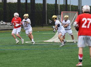 Nick Stinn Notre Dame Lacrosse