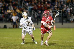 Ted Sullivan Denver University Lacrosse