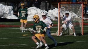 Sal Iaria Vermont Lacrosse