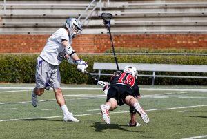 Chad Kreuzer Furman Lacrosse