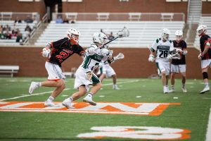 Jared Stepka Cleveland State Lacrosse