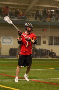 Maryland Lacrosse's Jared Bernhardt from Florida