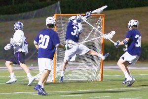 Furman-Penn State Lacrosse 2020