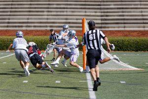 Alex van de Bovenkamp Furman University Lacrosse